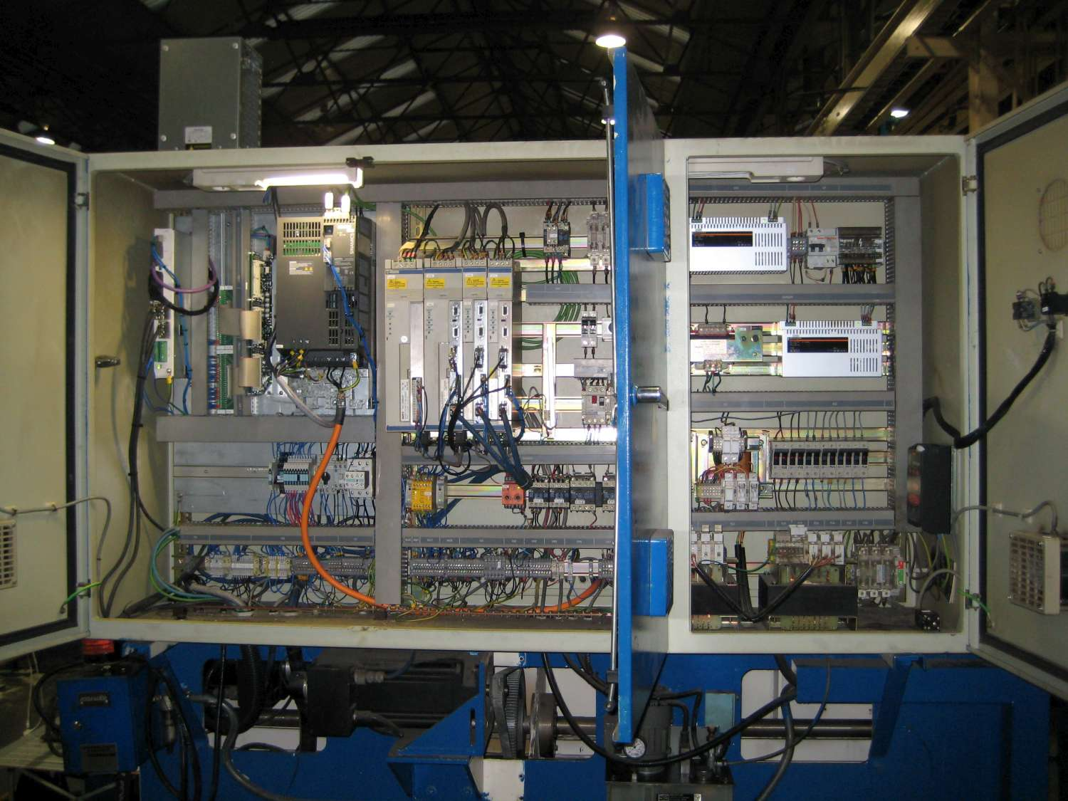 Re-Engineered Main Electrical Panel